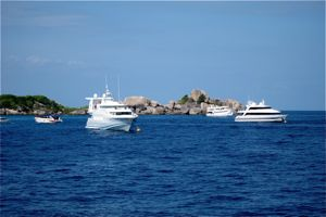 Liveaboard Similan Inseln