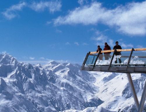 Skiurlaub in den Ötztaler Alpen
