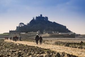 Cornwall zu Fuß entdecken