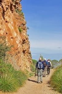 Im Aktivurlaub auf Mallorca kann man Wandern