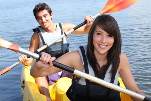 Kanu fahren kann jeder