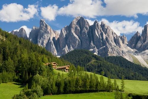 Berge in Tirol