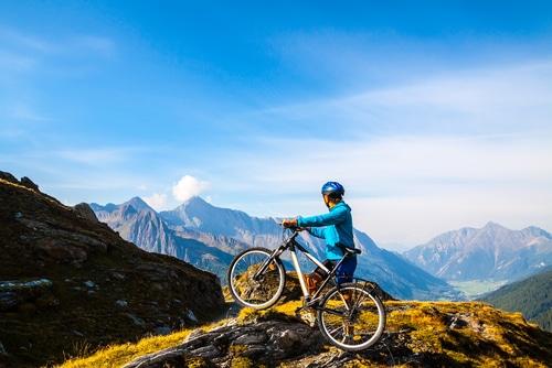 Mountainbike Urlaub in Tirol