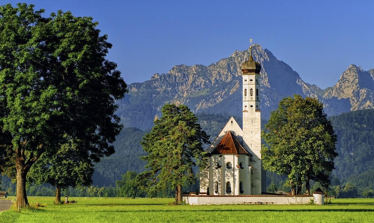 Urlaub in Deutschland - Bayern