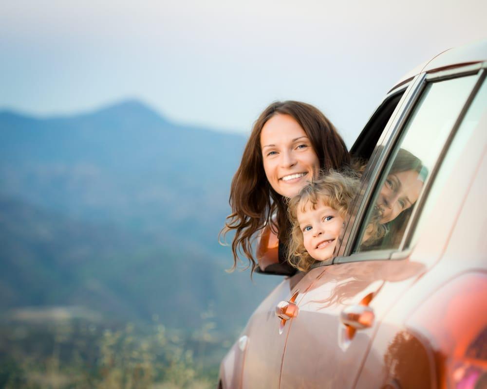 Einen entspannten Familienurlaub verbringen