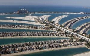 Dubai Insel Palm Jumeirah Atlantis