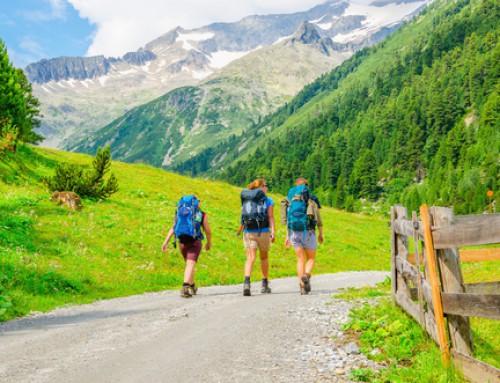 Die schönsten Wanderrouten in Serfaus-Fiss-Ladis/Tirol