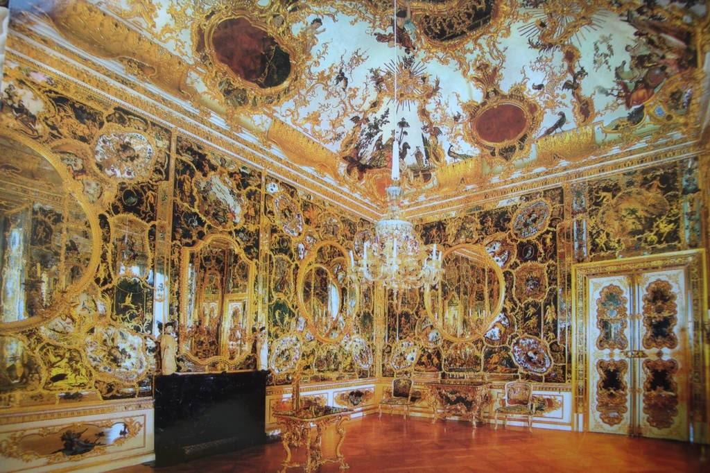 Spiegelsaal Residenz Würzburg Reisen und Aktivurlaub