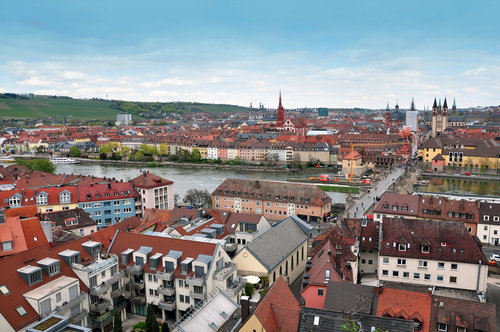 Würzburg Panorama Reisen-Aktivurlaub